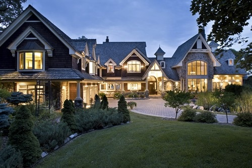 Windows and lighting are a hallmark tradition!