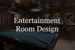 Entertainment Rooms Design Photos